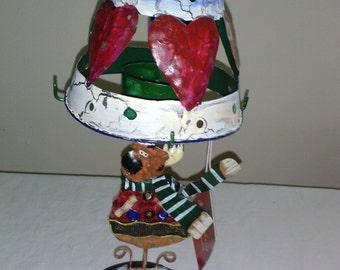 Holiday Place* Decor Lamp Shape Lantern/Candle Holder*