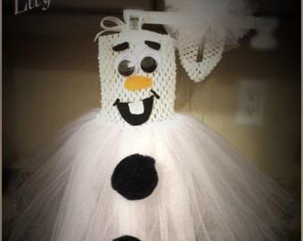 Olaf Tutu Dress