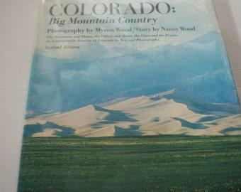 Colorado Big Mountain Country