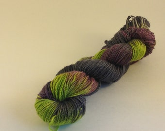 Hand Dyed Yarn - Midsummer Night's Dream