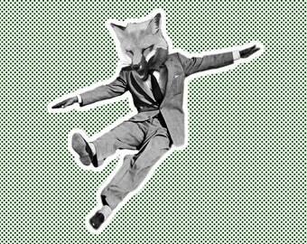 Footloose Fox, Green