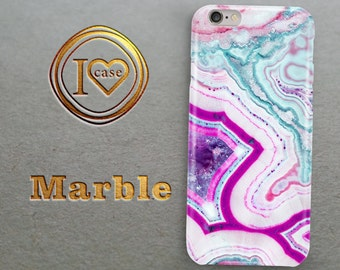 MARBLE Ipod Touch 6 Case Ipod Touch 6th Generation Case Ipod 6 Case White Pink ipod touch 6 case