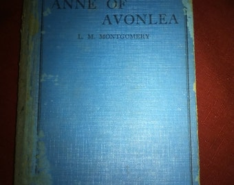 TVTEAM Anne of Avonlea by L.M.Montgomery