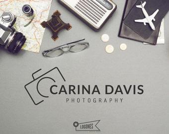Camera Logo Design,Premade Logo, Photography Logo, Business Branding, Logo design, Watermark, #030.