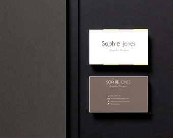 Custom Made Business card | Made to individual order