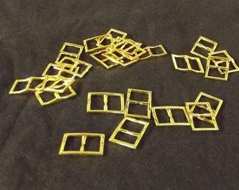 Brass Strap Buckle Frames 170 Count