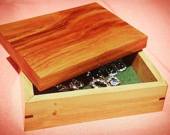 Australian Handmade Jewellery Box