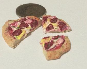 Miniature Pepperoni Pizza