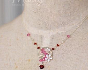 Leo Handmade Constellation Necklace