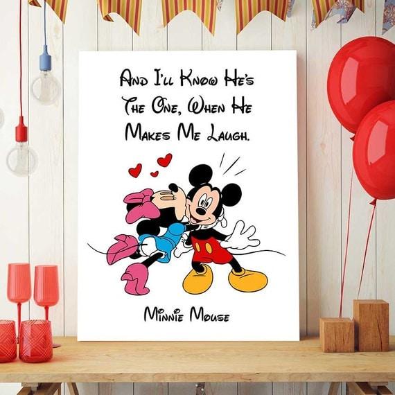 Minnie mouse geburtstag disney zitate minnie maus kunst - Disney zitate deutsch ...