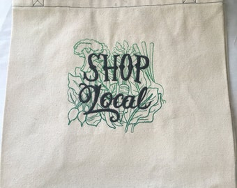 Tote Bag - Grocery/Crafts