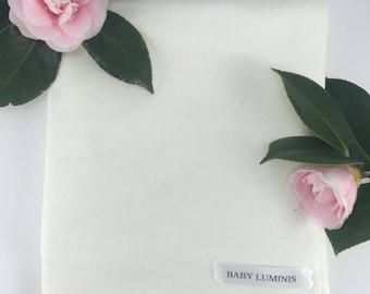 SALE** Bamboo Organic Cotton Fleece Swaddle Wrap for Newborn Baby