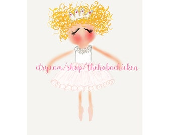 Ballerina Pink Clip Art