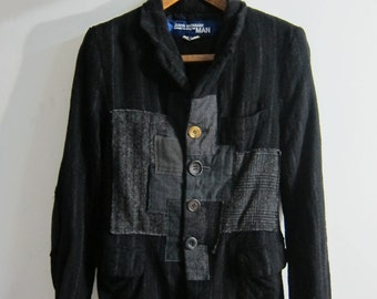 Junya Watanabe Man Patch Work Jacket