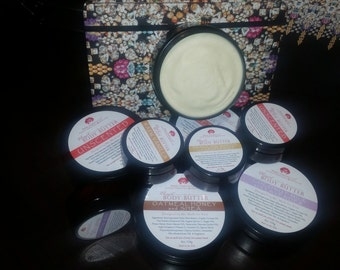 Body Butter, Made To Order Handmade
