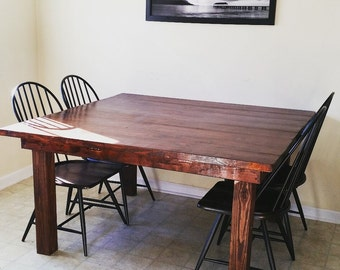 Dining room table | Etsy