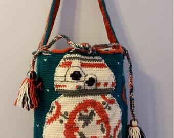 Star Wars BB-8 themed bogo style bag