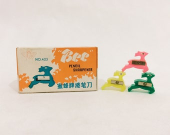 1970's Pencil Sharpener - China
