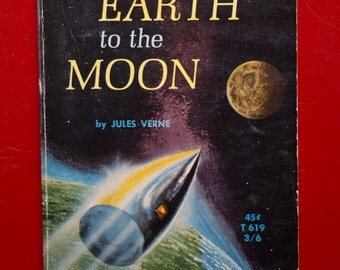 From the Earth to the Moon - Jules Verne - 1965