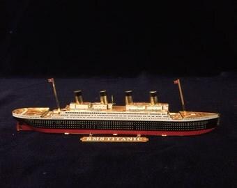 Miniature Titanic