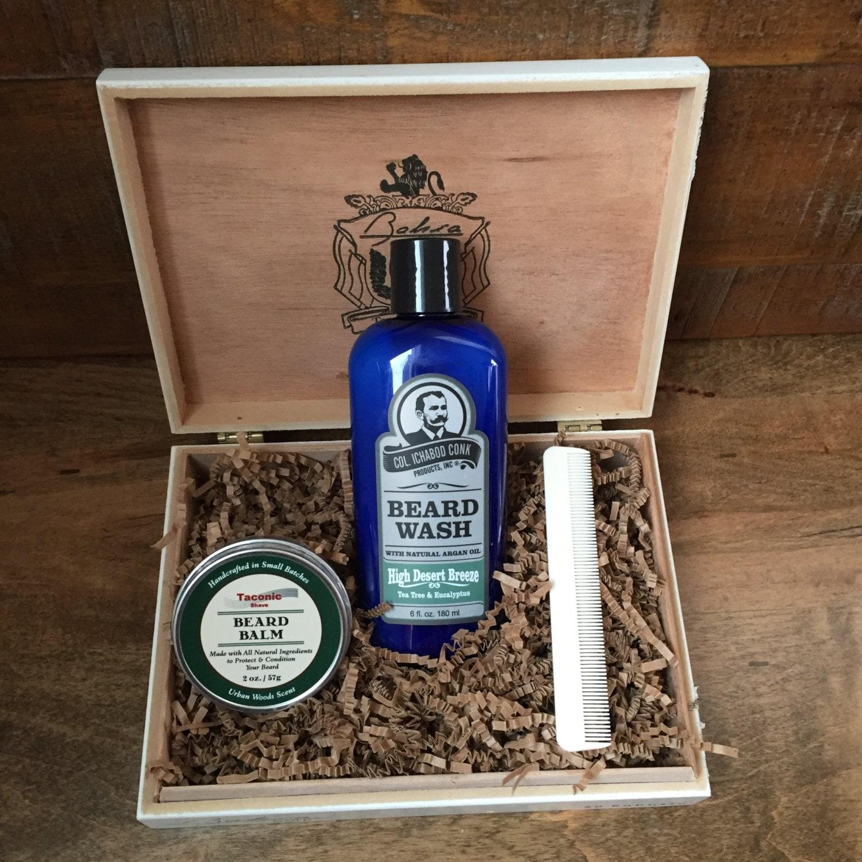 beard care kit grooming set beard balm beard wash beard. Black Bedroom Furniture Sets. Home Design Ideas