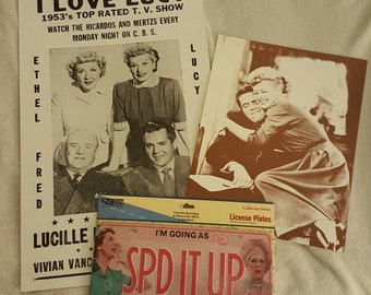 I Love Lucy  Package Special