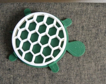 Turtle coasters-August 2016 on holiday, orders are processed as soon as possible:)