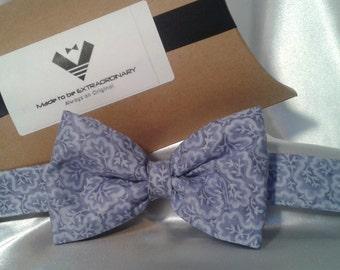 Lavender Men's Bowtie