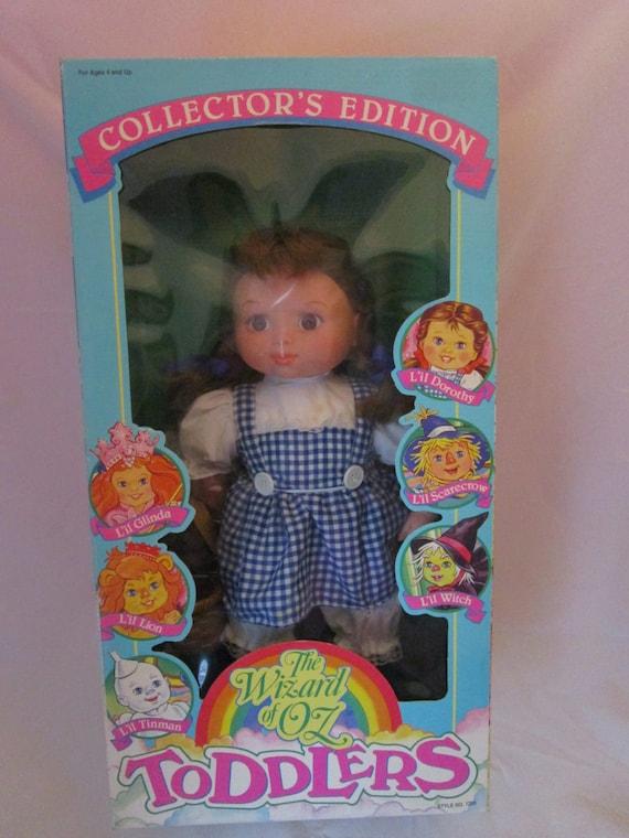 Wizard of Oz Toddler Dolls