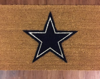 Dallas Cowboys Decorative Doormat