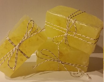 Lemon Zest HandMade Soap