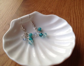 Summer sea breeze earrings