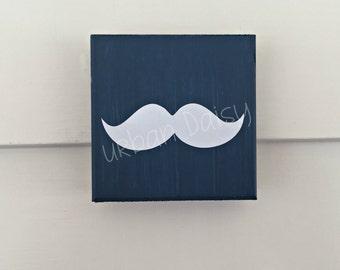 Story Blocks - Mustache - Life