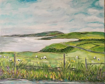 Ireland from the roadside