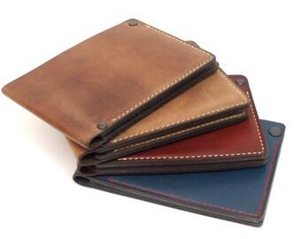 Leather wallet leather wallet Geldbörse letter bag Geldbörse