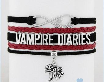 VAMPIRE DIARIES Infinity Love Bracelet