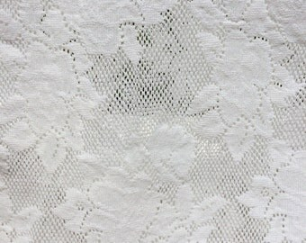 Lovely in Lace (2yds available - for sale by the yard)