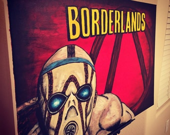 Psycho Painting, Borderlands