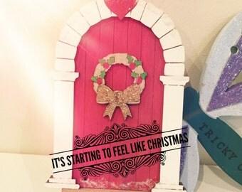 Christmas Elf / Fairy Door