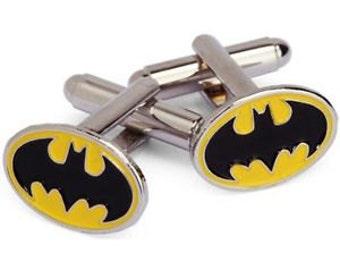 Batman - Justice League - DC Comics - Cufflinks