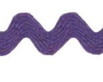 Lavender ric rac (15-138-RR-142)