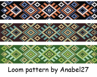 bead loom pattern square stitch pattern 101 beading patterns