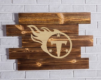 Sport Wood Wall Art