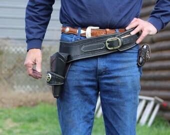 Custom Holster and Belt