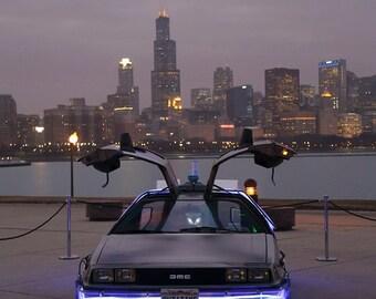 DeLorean Time Machine #3