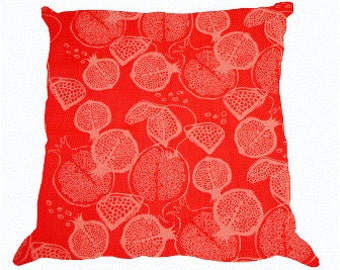 POMEGRANATE Scatter Cushion Cover