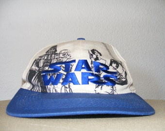 Vintage Star Wars Baseball Cap