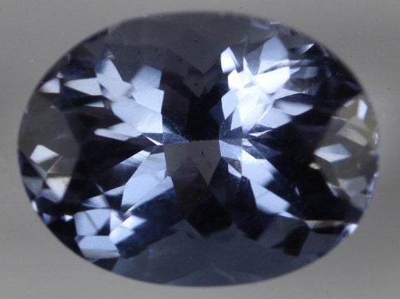 maxixe blue beryl oval cut gemstone 3 00cts oval cut 10 00 x