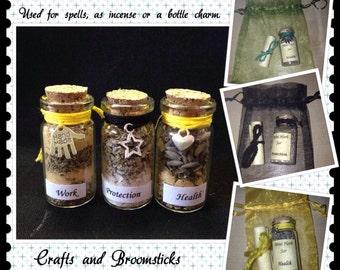 Mini Herb Jars