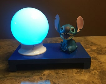 Disney's Stitch Lamp